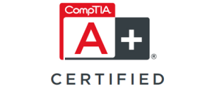 A+ Certification logo