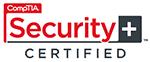 CompTIA Securiy+ logo