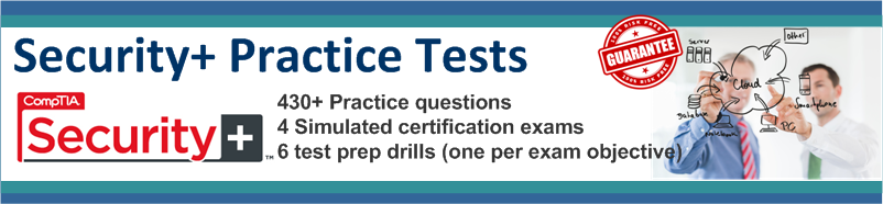 Security+ Practice Test
