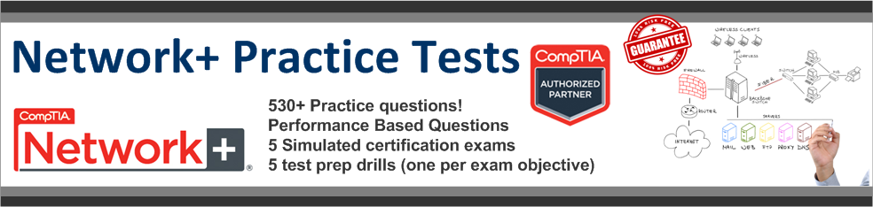 Network+ Practice Test