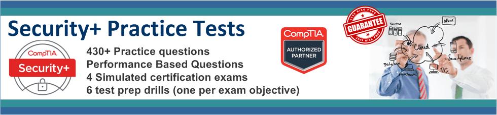 Security+ Practice Test
