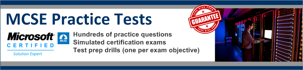 MCSE Practice Tests
