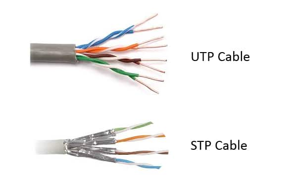 1 Pair Screened Cable