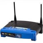 photo of a wireless router for A+ exam sub-objective 2.8