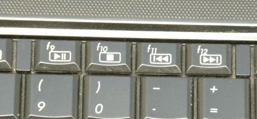 photo of Multi function keys