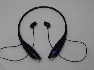 photo of Bluetooth headset