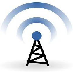Icon of a Cell Tower