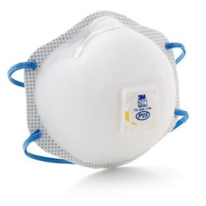 photo of an Air Filter Mask